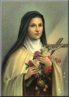 sv. Terezie z Lisieux, od Dítěte Ježíše